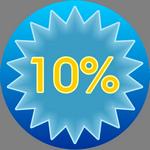 Скидка дня -10%